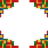 blocks to build design Royalty Free Stock Image