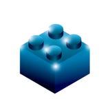 Blocks to build design. Illustration eps10 graphic Royalty Free Stock Image