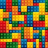 Blocks to build design. Illustration eps10 graphic Stock Images