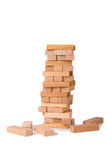 Blocks of Wood Stock Photography
