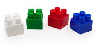 Blockspielzeug Stockfotos