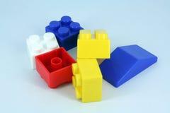 Blockspielzeug Stockbilder