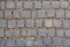 Blockstein und -sand ist Boden Stockbilder