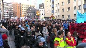 Blockupy 2015 - Francfort, Alemania metrajes