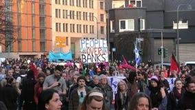 Blockupy 2015 - Frankfurt, Tyskland