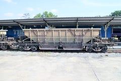 Blockwagen-Trichter-Lastwagen keine 42035 Stockbild