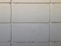 Blockwand gemasert für Hintergrund Stockfoto
