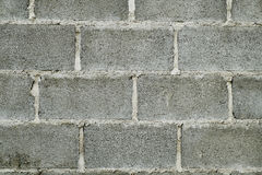 Blockwandhintergrund-Beschaffenheitshintergrund Lizenzfreies Stockfoto