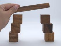 blocky мост стоковые фотографии rf