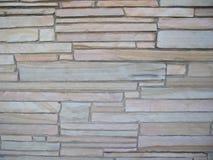 Blocky stena väggen med stenar av olika format 2 arkivfoton