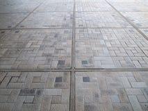 Blockziegelsteinhintergrund Lizenzfreie Stockbilder