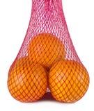 Bloco das laranjas Fotos de Stock Royalty Free
