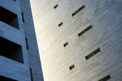 Bloco de apartamentos 1 Imagem de Stock Royalty Free