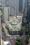 Bloco de Carnaval Lizenzfreies Stockfoto