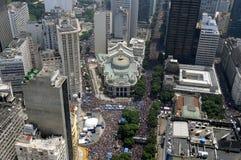 Bloco de Carnaval Lizenzfreie Stockfotografie