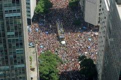 Bloco de Carnaval Stockfotografie