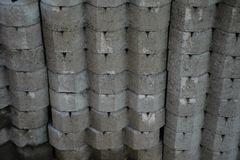 Bloco de cimento Fotos de Stock