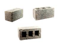 Bloco de cimento fotografia de stock