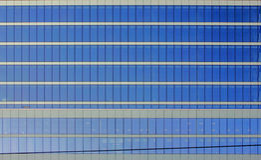 Bloco de escritório Windows Imagens de Stock