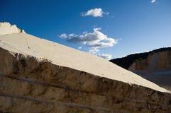 Bloco de mármore Fotografia de Stock Royalty Free