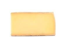 Bloco de queijo parmesão Imagem de Stock Royalty Free