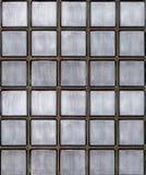 Bloco de vidro Fotografia de Stock Royalty Free