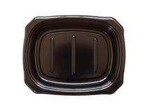 bloco plástico do alimento Imagem de Stock