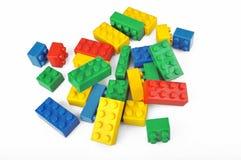Blocos coloridos Fotografia de Stock