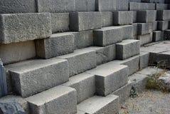 Blocos da pedra Imagem de Stock