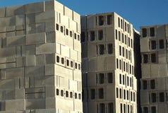 Blocos de apartamentos Imagem de Stock
