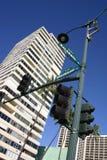 Blocos de apartamentos de Havaí Fotos de Stock Royalty Free
