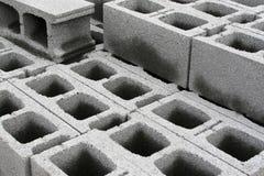 Blocos de cimento imagem de stock royalty free