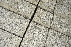 Blocos de cimento de Ceramsite Imagem de Stock Royalty Free