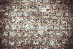Blocos de pedra do vintage velho, fundo imagem de stock