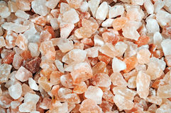 Blocos de sal imagem de stock
