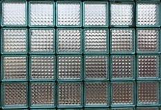 blocos de vidro Imagens de Stock