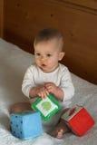 Blocos do bebê Imagem de Stock