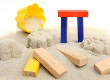 Blocos do brinquedo Fotos de Stock