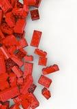 Blocos do brinquedo Imagem de Stock Royalty Free