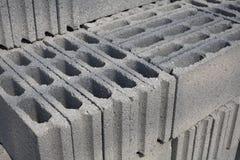 Blocos do cimento fotografia de stock