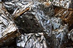 Blocos do metal fotografia de stock royalty free