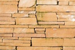 Blocos do Sandstone fotos de stock royalty free