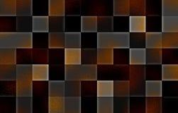 Blocos quadrados geom?tricos do inclina??o Textura de vidro abstraia o fundo ilustração do vetor