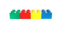 blocs colorés Photographie stock libre de droits
