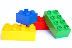 Blocs colorés Photographie stock