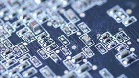 Blocs de circuit électroniques banque de vidéos