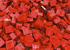 Blocs de jouet illustration de vecteur