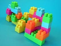 Blocs de jouet Photographie stock libre de droits