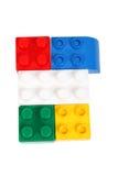 Blocs de Lego Photos stock