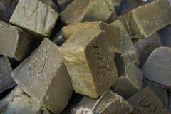 Blocs de savon de Provence Images stock